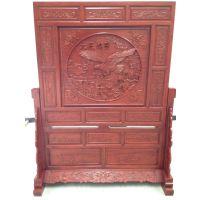 屏风定做红木家具、东阳木雕、红酸枝红木家具价格、明清古典家具、东阳鲁创厂家直销