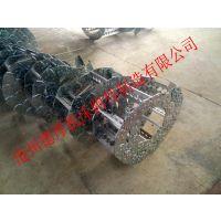 德厚专业生产TL125-III钢铝拖链 坦克链 不锈钢拖链 全国包邮