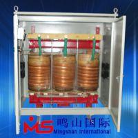 供应鸣山SG/SBK-120KVA380V变220V 三相隔离变压器 伺服变压器