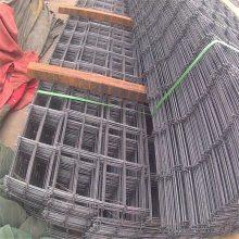 黑铁丝网片 地暖网片 铁丝焊接网厂家