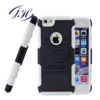 "iPhone 6/6S 4.7""三合一插卡滑套手机保护壳、iPhone 6/6S ""三合一保护壳"