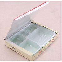 厂家供应无锡高档环保可微波一次性塑料快餐盒定制批发