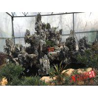 青岛专业设计制作施工英石假山批发销售假山石