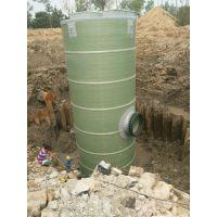 一体化预制泵站 污水预制泵站