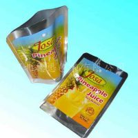定制铝箔茶叶包装平口袋 休闲食品包装袋 环保食品袋自封袋