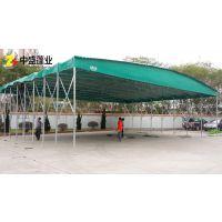 中赛盛Q235移动式遮雨棚,活动雨棚,遮阳推拉棚, 活动帐篷,推拉雨篷,帐篷仓库