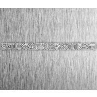 灰钛金拉丝不锈钢板_浙江博海金属真空灰钛金拉丝不锈钢板报价