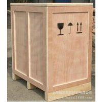 上海金山木箱包装厂 免熏蒸出口木箱 大型木箱包装