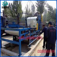 水衡环保 采矿污泥处理设备{带式压滤机SHSL-25} 污泥脱水压滤机 效率高 质量优