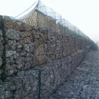 步鑫生态石笼防护网 格宾石笼厂家专业定做