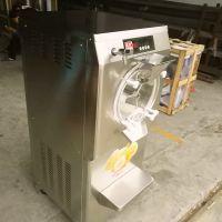 冰友牌不锈钢立式硬冰淇淋机 雪糕甜筒机 哈根达斯设备