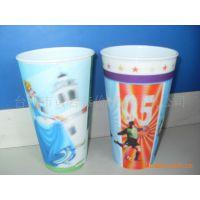 厂家直销,供应3D塑料水杯 口杯 热转印