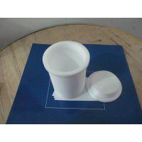 耐腐蚀PTFE四氟容器 耐酸碱腐蚀容器 化工烧杯