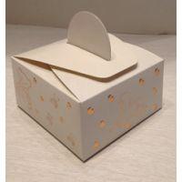 厂家定制蛋糕盒批发 精致纸质DIY礼物包装盒 毛巾盒