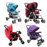 批发婴儿推车儿童宝宝小推车超轻便伞车幼儿可折叠冬夏两用