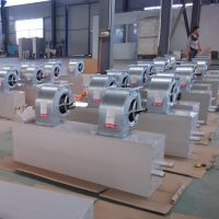 专业生产艾尔格霖热水型离心式暖风机