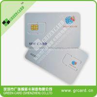 Mini micro nano size blank sim programmable cards mobile phone international sim card