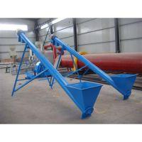 加厚碳钢螺旋粮食上料机 玉米装车机 输送机鼎达厂供