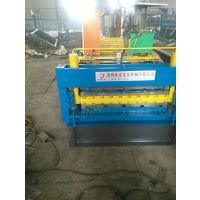 河北广家供应860/900型压瓦机设备 双层压瓦机设备