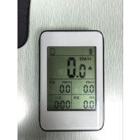 自行车码表LCD 液晶屏 显示屏 LED背光源 段码屏 VA黑膜 专业智早 晶立威