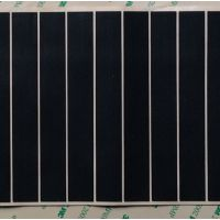 河旺背胶EVA泡棉垫 自粘环形胶贴 普通胶外径8*内径7 模切冲型可定制