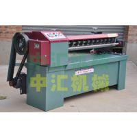 H110-1纸管机 中型切管机 多刀切管机 切纸机 精切机