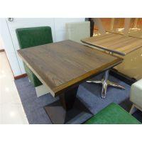 广州双邻家具生产实木餐桌椅,自助餐厅,西餐厅,甜品店等常用的实木餐桌椅厂家供应