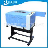 广州桃木工艺品实木挂件激光雕刻机邦泰小型激光雕刻机4060
