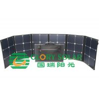 国瑞阳光solar折叠式太阳能充电背包 太阳能发电设备