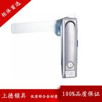 锁具平面锁AD-AB102机柜门锁 控制箱平面锁 锌合金锁具