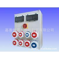 供应 塑料阻燃PC/ABS  高品质防腐组合插座箱BDL-045