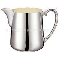 [雅丽]供应不锈钢 茶壶 奶壶  奶勺 金银器 KTV用品