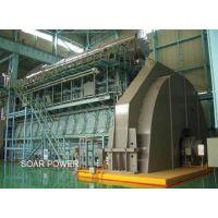 供应曼MAN低速重油发电机组(6.5MW~78MW)