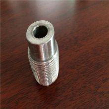 金裕 供应不锈钢连接套管、内螺纹套管、栏杆连接件,加工定制,量大优惠