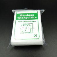 无纺布三角绷带 医用三角巾 急救包药品配件 96*96*136cm