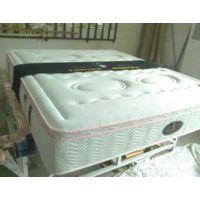 乳胶床垫工厂定做直销星级酒店床垫 别墅家用床垫 环保舒适独立弹簧床垫