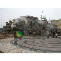 洮南小区绿化带人造雾设备