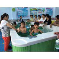 婴儿游泳馆带给孩子的好处