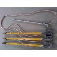 防静电接地线 便携式接地线 厂家报价德派尔五金机具