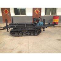 徐州中地履带底盘生产商 改装钻机、收割机、旋耕机底盘