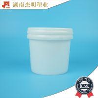 化工塑料桶0.8L塑料罐0.8Kg防水涂料桶,机油桶,农药pp桶