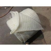 PP破沫网厂家 安平上善 40-50cm宽 耐酸碱 制作除沫器气液过滤网垫专用