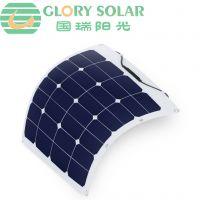 国瑞阳光太阳能电池板 太阳能组件 GLORYSOLAR panel Solar charger