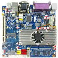 供应intelTOP525高性能低功耗超薄主板,板贴内存和cpu