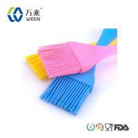 2014 烘培工具 硅胶刷子 硅胶奶油刷子 食品级标准