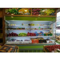 水果蔬菜风幕柜,2米生鲜超市敞开式保鲜柜