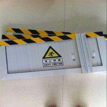 翼淼牌 铝合金档鼠板图片 用途 金淼电力生产销售