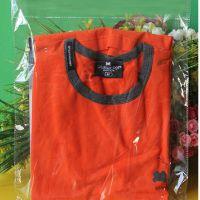 东莞深圳广州胶袋定做 服装包装袋 内裤袋 PVC拉链袋 塑料礼品袋手提