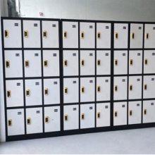 40门电子感应寄存柜图片及价格 手机存包柜 贵重物品保管柜订做