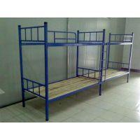 天津办公家具 校用架子床双层铁质上下床 学生公寓床 成人员工宿舍床 研究生床
